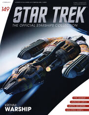 Star Trek Official Starships Collection issue 149