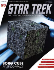 Star Trek Official Starships Collection issue 180