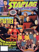Starlog issue 189 cover