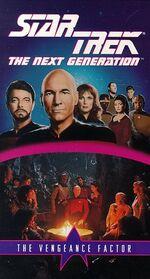 TNG 057 US VHS