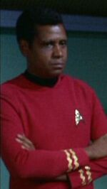 USS Enterprise operations commander 1