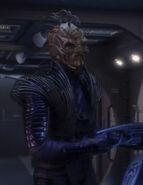 Xindi Reptilian soldier 2