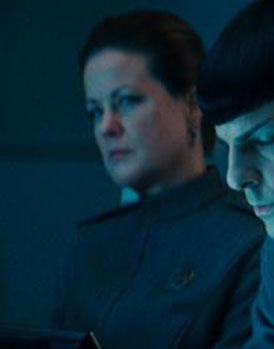 ...as a Starfleet captain