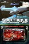 FASA 2599 RPG miniature Starship Support Stand (Klingon) 1984