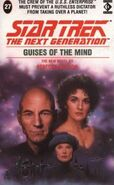 Guises of the Mind, Titan Books cover