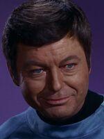 Leonard McCoy 2268 Sternzeit 5693