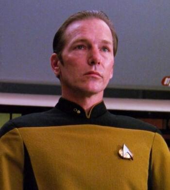 Lieutenant j.g. Myers