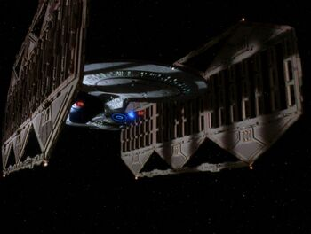 Starship Mine
