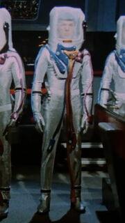 Spock Raumanzug