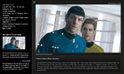 Star Trek Into Darkness iTunes Extras description