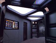 Voyager Korridor