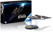 Amazon QMx ST Beyond Blu-Ray USS Franklin Set