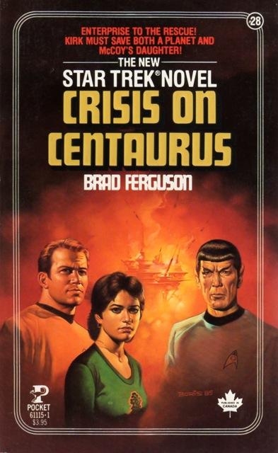 Crisis on centaurus cover