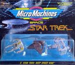 Galoob Star Trek MicroMachines no.66125