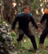 Holographic Starfleet officer 6 2377