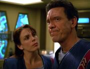 Jaryn informiert Ranek über Sevens Angriff auf ihn