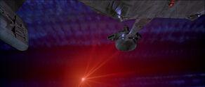 Klingon battle cruiser attacks V'ger.jpg
