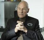 Picard vistor badge