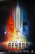 Star Trek Beyond Limited poster