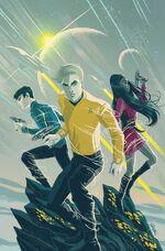 Star Trek Boldly Go, issue 1
