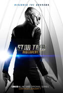 Star Trek Discovery Season 1 Chapter 2 Saru poster