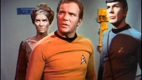 "TOS ""Day of The Dove"" - ""La colombe"""