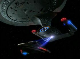 USS Challenger NCC-71099