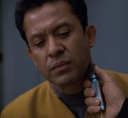 Voyager ops ensign 3 in sickbay
