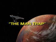1x05 The Man Trap title card