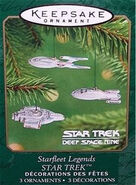 2001 Hallmark Starfleet Legends