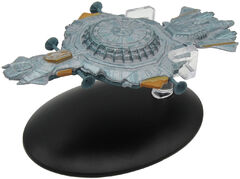 Eaglemoss 170 Tsunkatse Arena-Ship