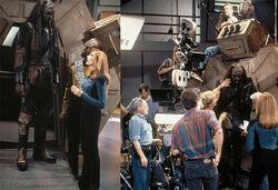 Filming Gambit II