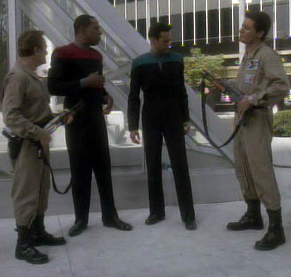 Image result for deep space 9 past tense