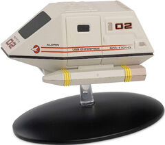 Star Trek Official Starships Collection Shuttlepod Type 15