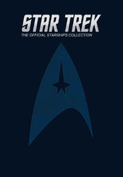 Star Trek Official Starships Collection Temp cover