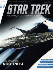Star Trek Official Starships Collection issue 89