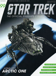 Star Trek Official Starships Collection issue 99