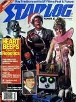 Starlog issue 053 cover