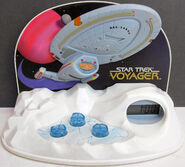 Wesco USS Voyager Talking Clock