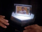 Willie Mays Baseballkarte