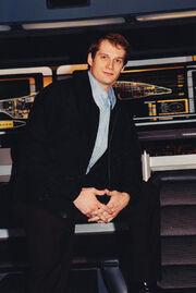 Bryan Fuller Voyager bridge