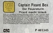 Der Feuersturm – Picard macht Urlaub
