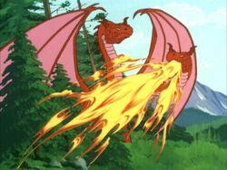 Dragon two headed TAS