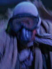 Mitglied der Galaktischen Armee des Lichts 1