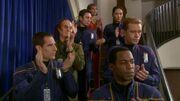 Offiziere der Enterprise 2155