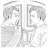 original series adult coloring book p1 - Star Trek Coloring Book