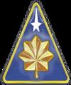 Rangabzeichen Maco-Major
