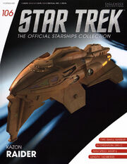 Star Trek Official Starships Collection issue 106