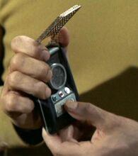 Starfleet communicator, 2260s