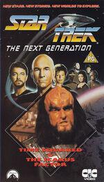 TNG vol 20 UK VHS cover